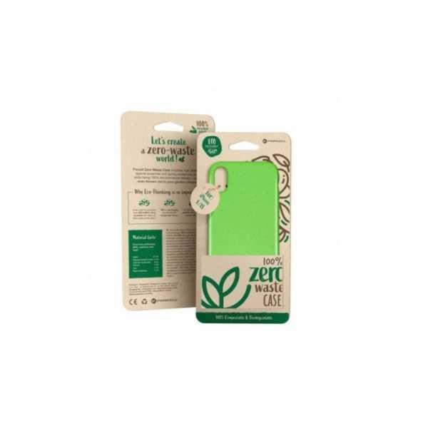 Biologický rozložitelný obal FORCELL BIO na Apple iPhone 11 Zelený